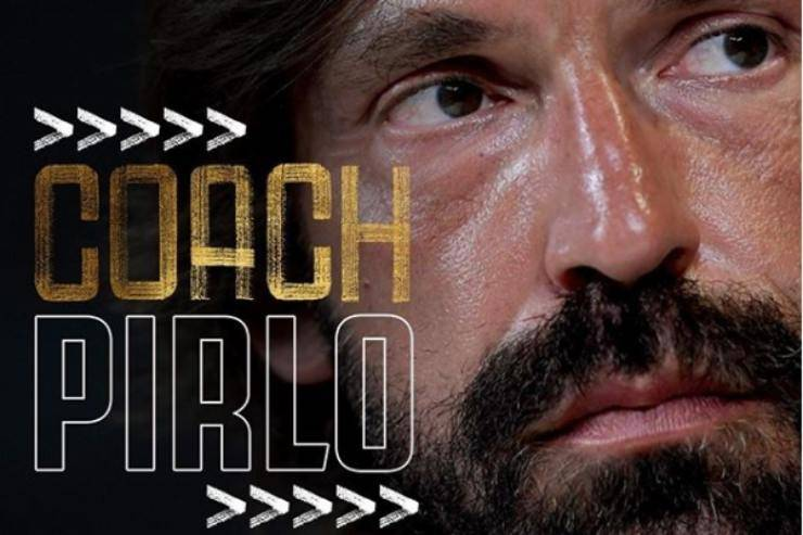 Juventus, Andrea Pirlo nuovo allenatore: sapete quanto guadagnerà?