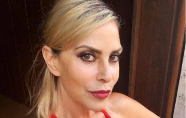 Stefania Orlando esplosiva