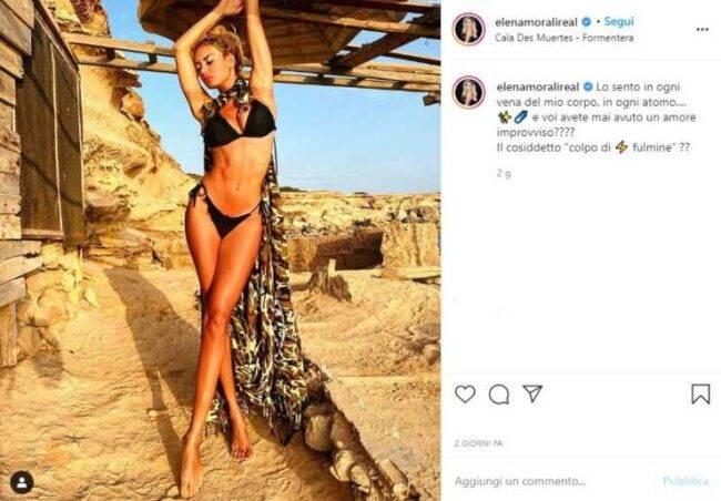 Elena Morali post