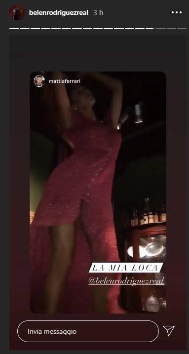 Belen Rodriguez video