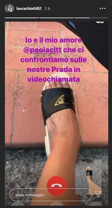 Laura Chiatti dettaglio