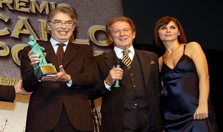 Memo Remigi Massimo Moratti Veronika Logan