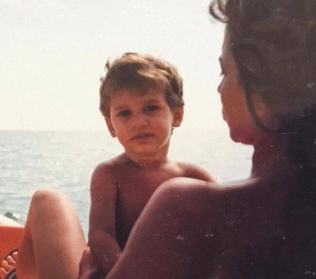 """Andrea Cerioli, lutto straziante: """"Ora so perchè mi dicevi di essere forte"""", la bellissima dedica per la madre"""