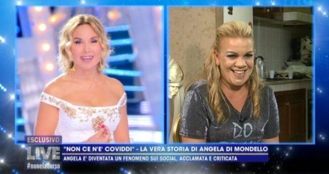 """Live, Angela da Mondello rivela: """"Ho problemi con la giustizia"""", la confessione"""