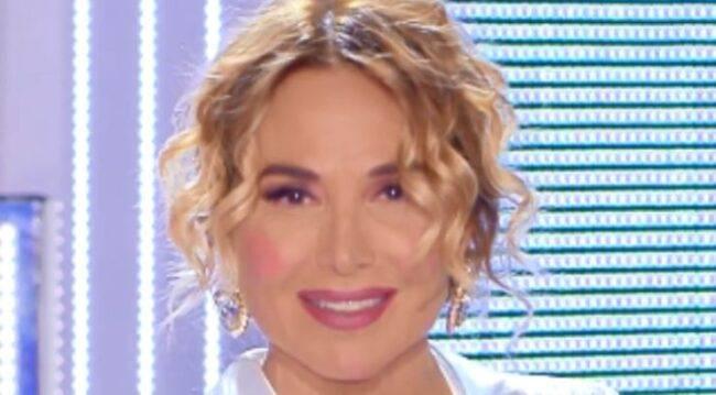 Barbara D'Urso triste inconveniente