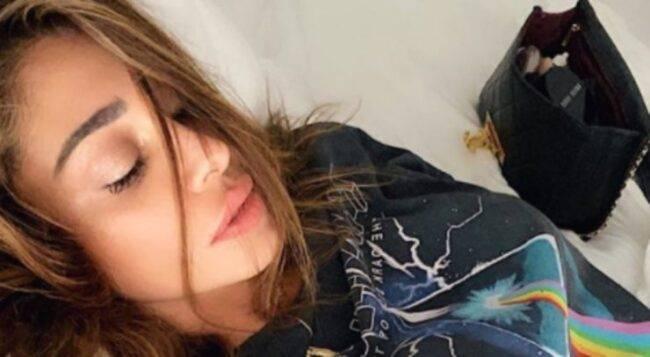 Belen Rodriguez rivelazione intima