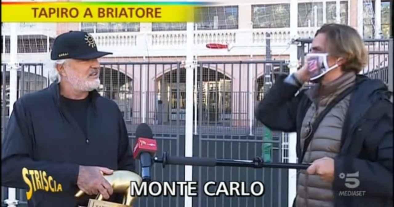 Striscia La Notizia, chiedono a Briatore di Elisabetta al ...