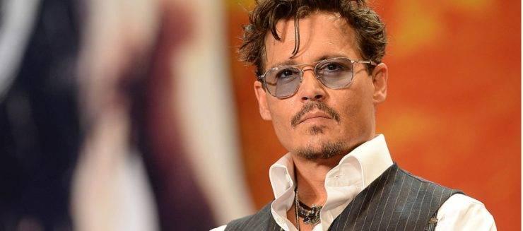 Johnny Depp nuova fiamma