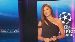 Ilaria D'Amico Sky