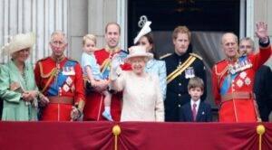 Royal Family galateo