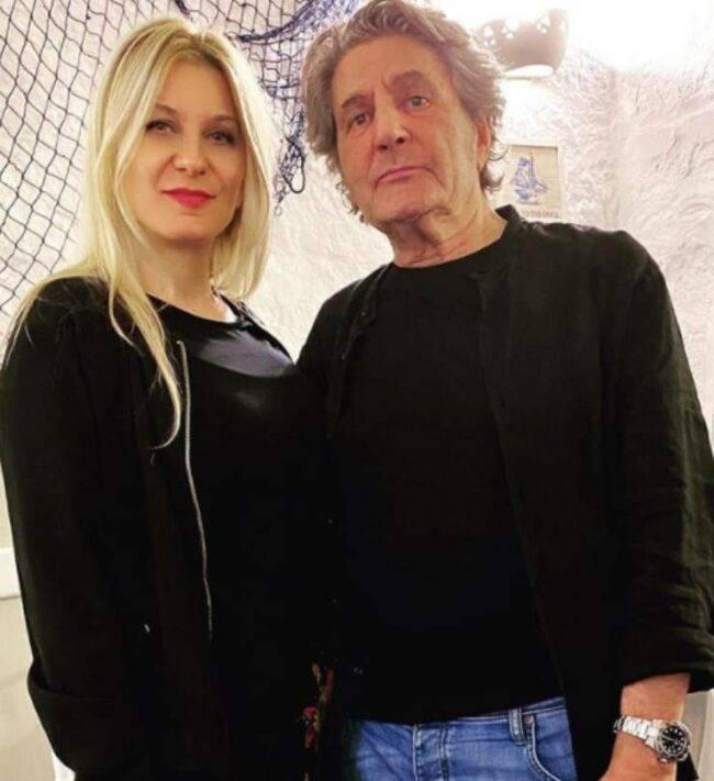 Fausto Leali moglie