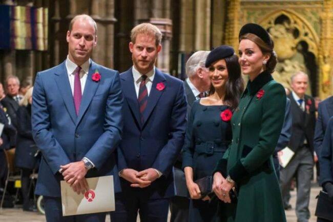 Royals Meghan e Kate
