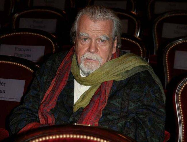Lutto cinema Michael Lonsdale