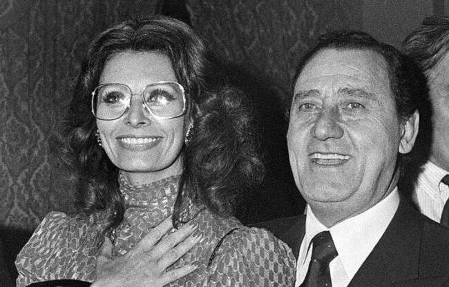 Alberto Sordi Sofia Loren