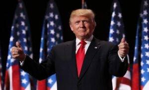 Donald Trump Tik Tok