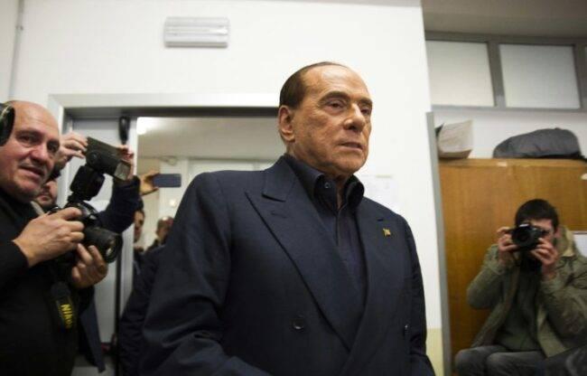 Silvio Berlusconi figli positivi