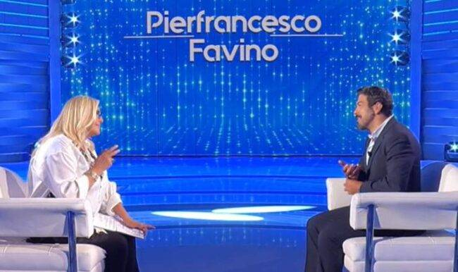 Pierfrancesco Favino retroscena