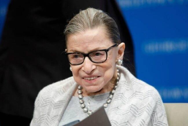 Usa Ruth Bader Ginsburg