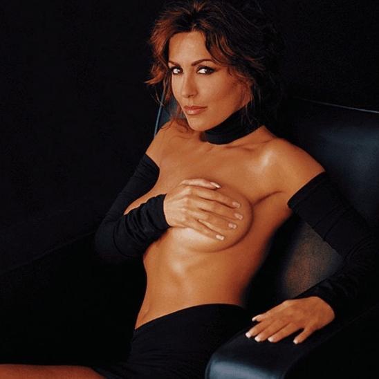 Sabrina Ferilli in uno scatto bollente: così si mostrava 20 anni fa la nota attrice, mandando in delirio i suoi numerosi fan