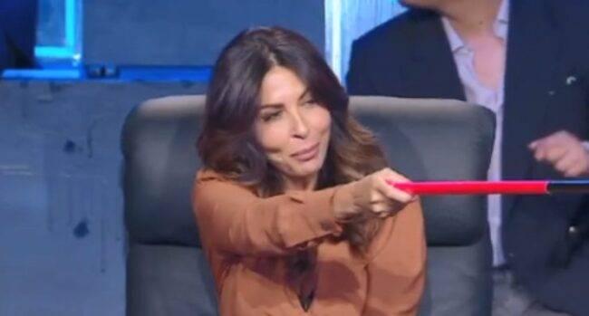 Sabrina Ferilli irriconoscibile