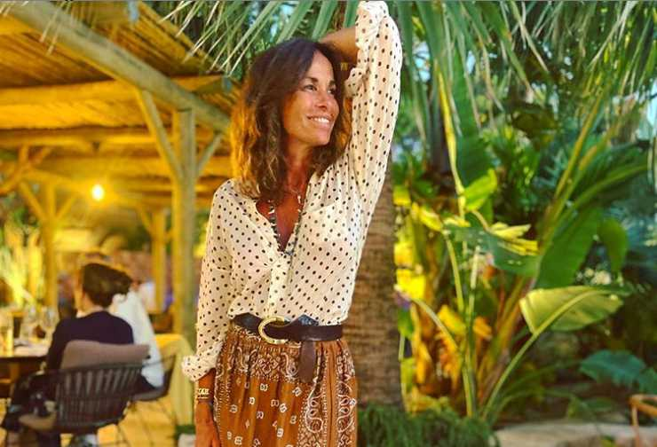 Cristina Parodi stilista