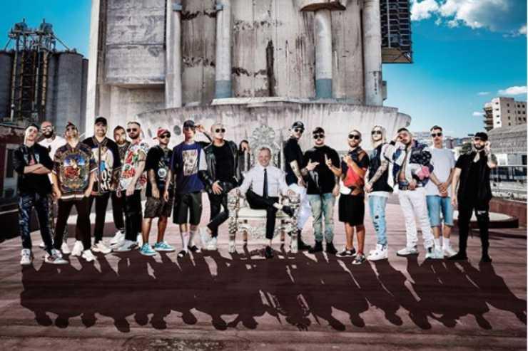 Gigi D'Alessio, Buongiorno: chi sono gli artisti presenti nel nuovo album
