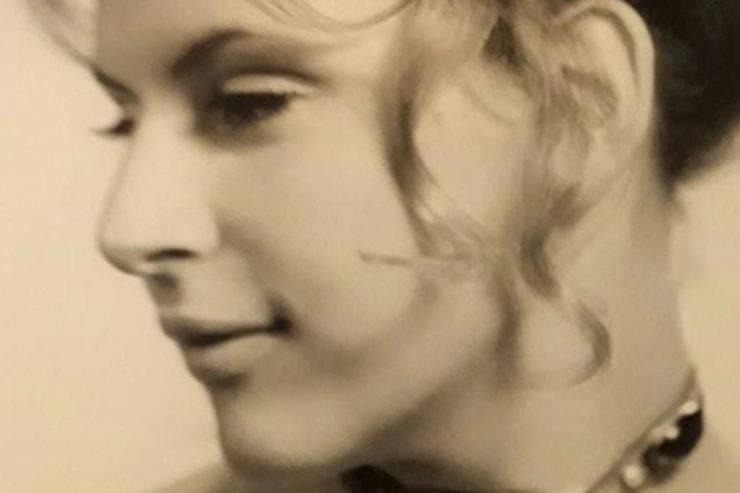 """Gemma Galgani irriconoscibile: la foto di 40 anni fa, """"scatto inedito"""""""