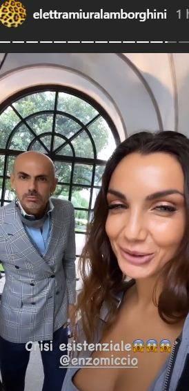 """Elettra Lamborghini, 'drastico' cambio prima delle nozze: """"Crisi esistenziale"""""""