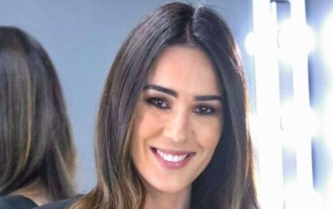 Alessia mArcuzzi Verissimo