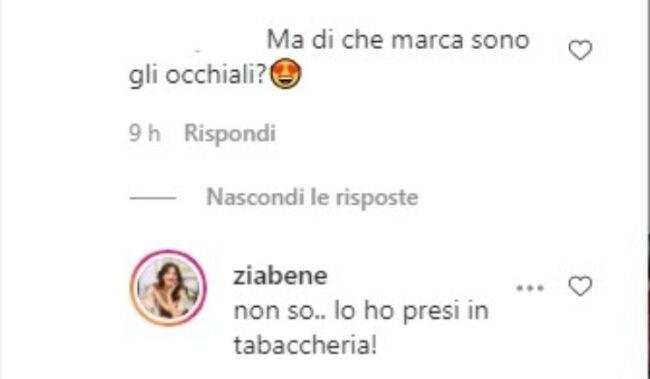 Benedetta Parodi commenti