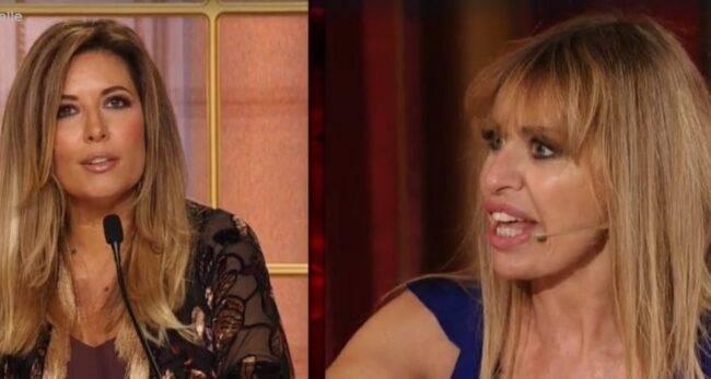 Selvaggia Lucarelli contro Alessandra Mussolini: