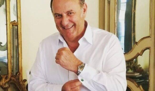 Caduta libera Gerry Scotti