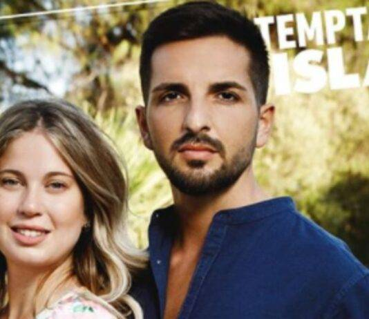 Temptation Serena Davide