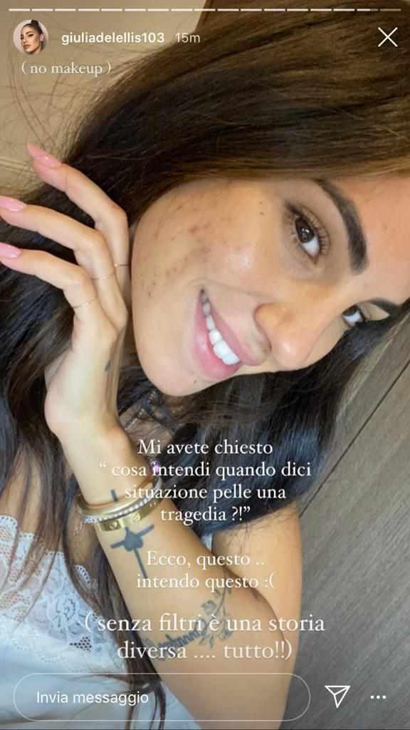 Giulia De Lellis foto