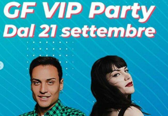 awd gf vip party intervista