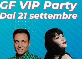 awed gf vip party intervista