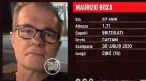 Maurizio Bisca tragica fine