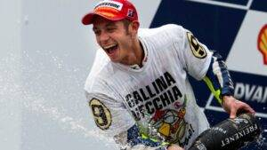Valentino Rossi positivo Coronavirus