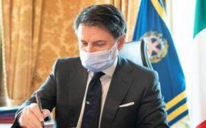 Giuseppe Conte Coronavirus aiuto