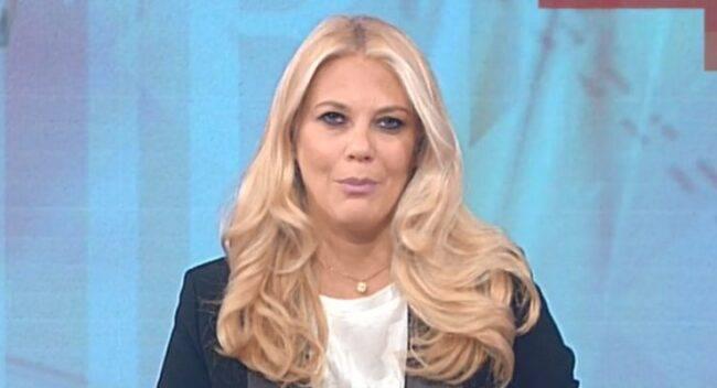 Eleonora Daniele dopo polemica