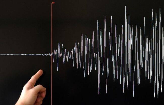 Forte terremoto