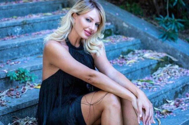 Manila Nazzaro, sapete che lavoro fa l'ex vincitrice di Miss Italia?
