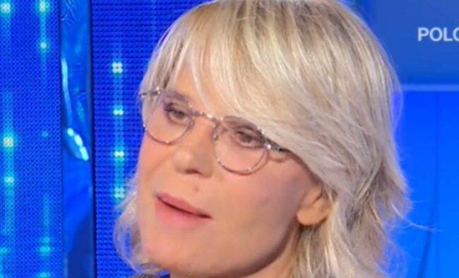 Maria De Filippi, intervista a Domenica In: