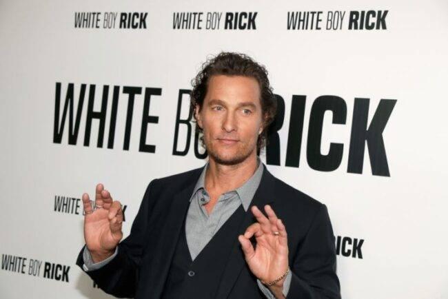 """Matthew McConaughey, confessione shock: """"Sono stato violentato"""""""