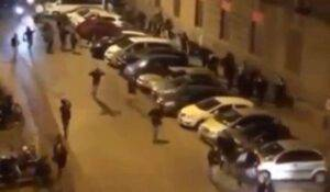 Napoli protesta oggi