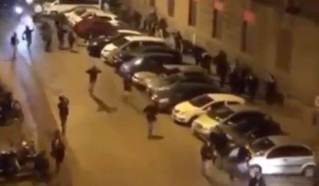Coronavirus protesta Napoli