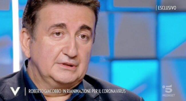 Roberto Giacobbo lutto