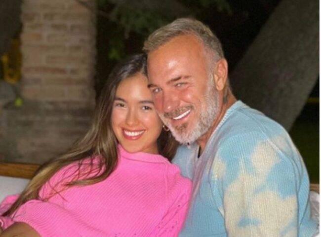 Gianluca Vacchi figlia Sharon Fonseca