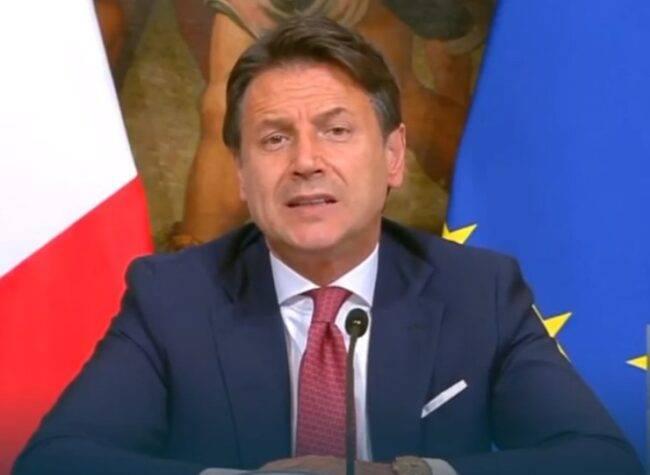 Dpcm Giuseppe Conte