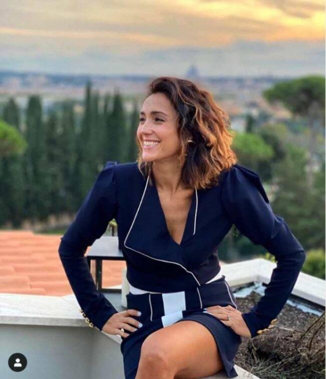 Caterina Balivo conduttrice tv
